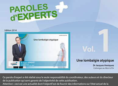 dossier, paroles d'experts, pex