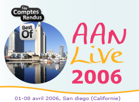 comptes rendus, AAN 2006<br>58<sup>th</sup> Annual Meeting American Academy of Neurology