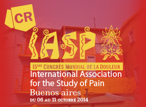 comptes rendus, IASP 15th World Congress on Pain - International Association for the Study of Pain