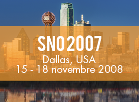 comptes rendus, Society for Neuro-Oncology's 12th Annual Scientific Meeting