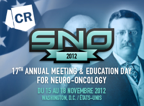 comptes rendus, SNO (Society of Neuro-Oncology)